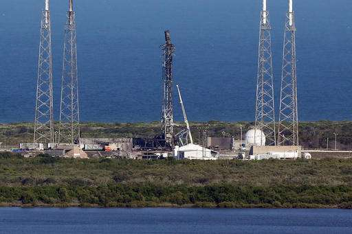 SpaceX: Accident points to breach in rocket's helium system