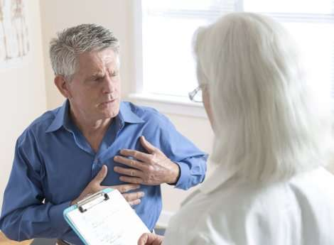 Study finds that most visits to ER for chest pain are not life -threatening