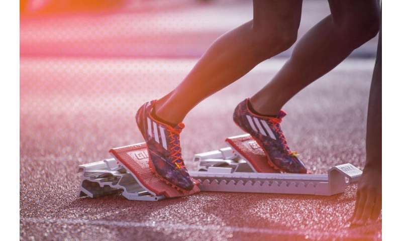 Study says knees, hips – but not ankles – power the fastest Olympic sprinters