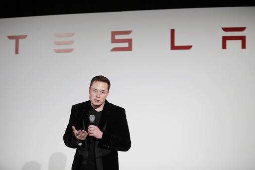 Tesla isn't alone with cars that can nearly drive themselves