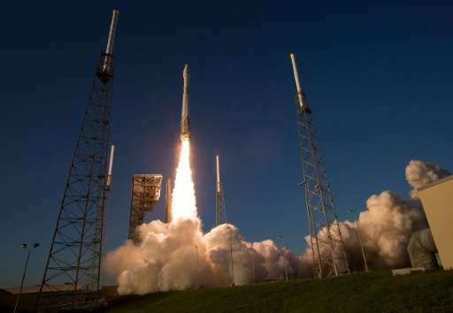 The United Launch Alliance is a joint venture between Lockheed Martin and Boeing and a fierce rival to Elon Musk's SpaceX