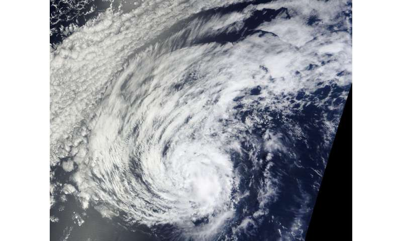 Tropical Storm Agatha creates July 4th weekend fireworks in Eastern Pacific