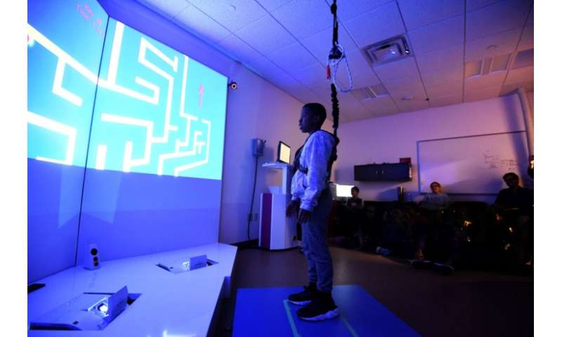 Using virtual reality to advance physical therapy