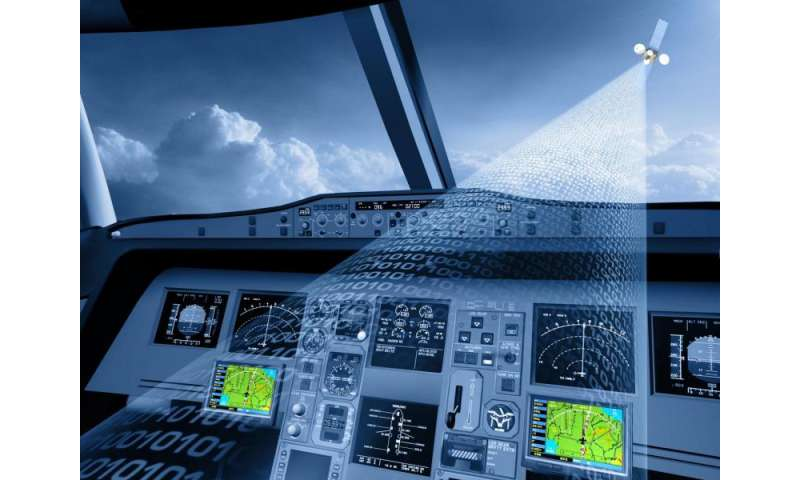 Video: Modernising air traffic management with satellite systems