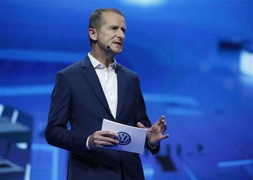VW exec sees US fixes soon in emissions test cheating