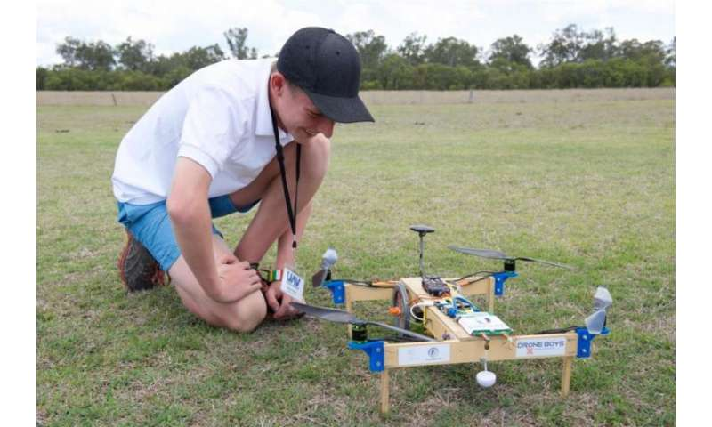 What is FPV drone racing?