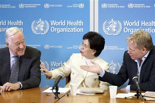 WHO: Ebola no longer world health emergency