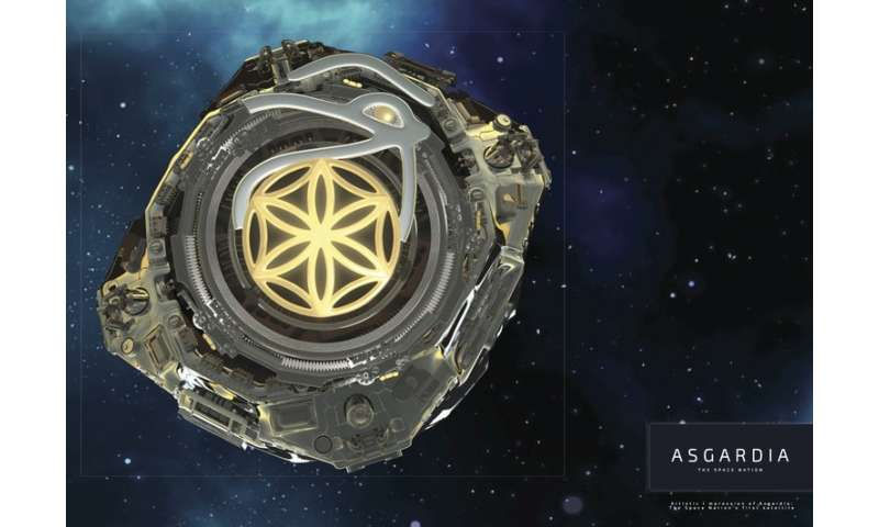 Why 'Asgardia' is more likely to be a pie in the sky than a nation in space