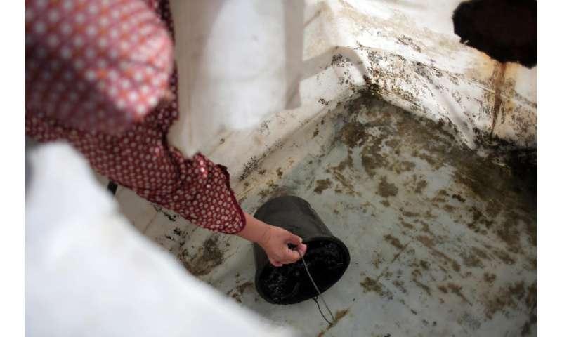 Gaza sewage poisons coastline, threatens Israel