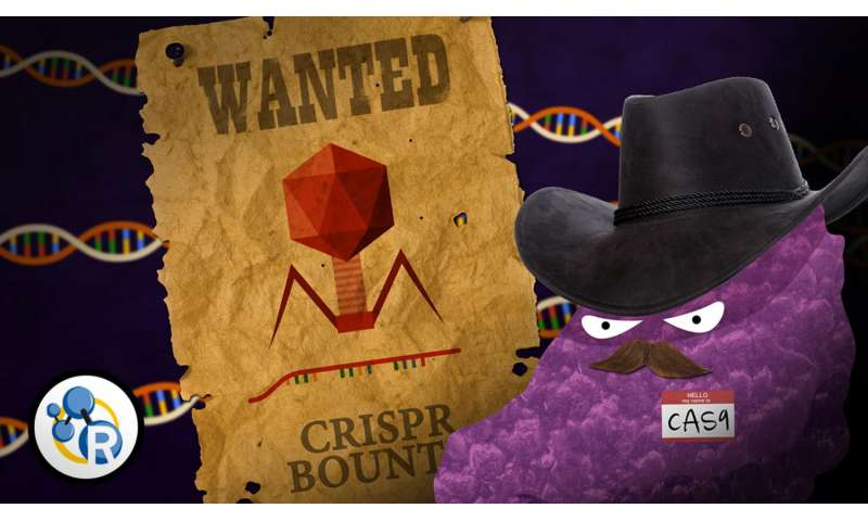 Genetically modified humans? CRISPR/Cas 9 explained (video)