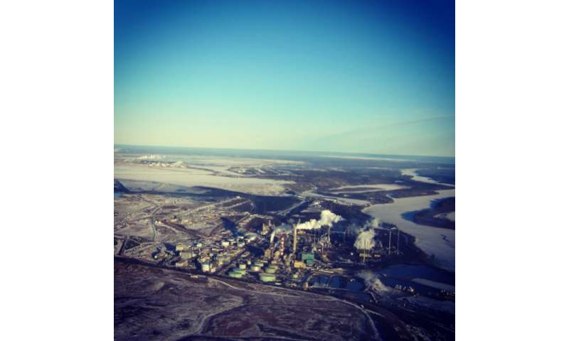 New study shows warmer temperatures are affecting lakes in the oilsands region