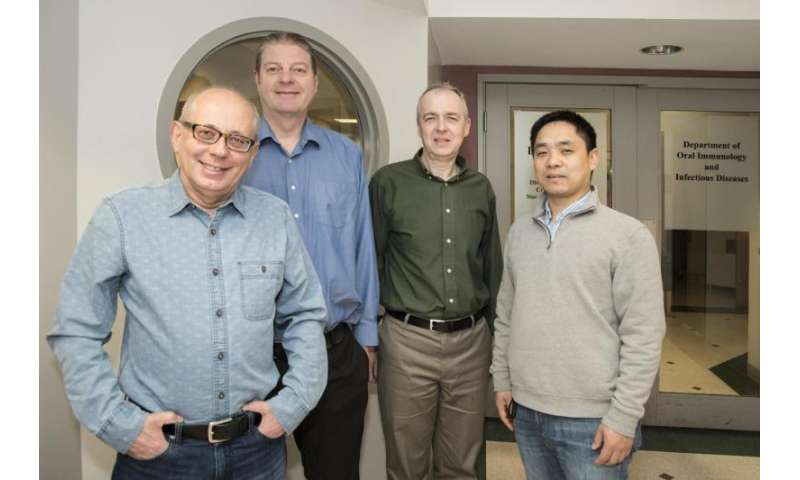 Researchers find association between oral bacteria and esophageal cancer