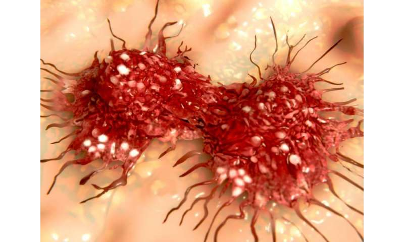 Research shows high cancer death rates in Asia