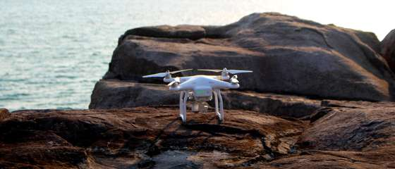 Conservation drone reveals uncharted seagrass habitat in Cambodia
