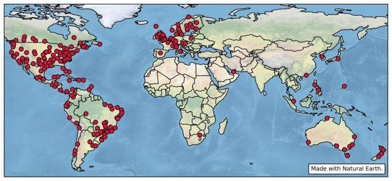 Researchers map Netflix's content delivery network for the first time
