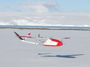 Researchers unite to address the problems that drones and other unmanned vehicles encounter in a harsh Arctic climate