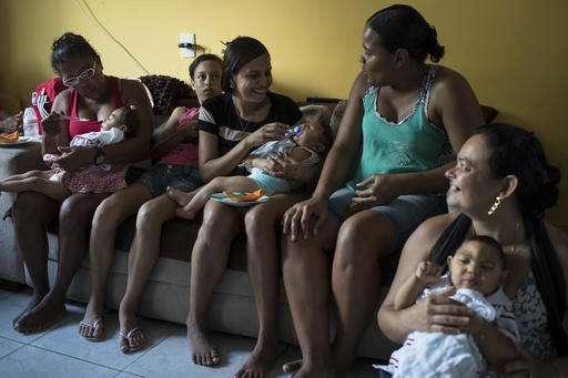 As babies stricken by Zika turn 1, health problems mount