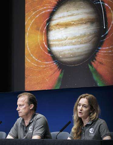 NASA's Juno spacecraft prepares for cosmic date with Jupiter (Update)