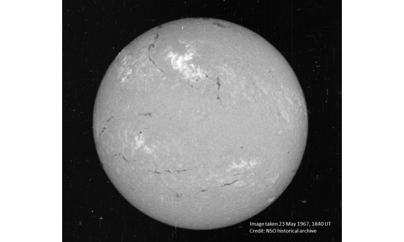 1967 solar storm nearly took US to brink of war