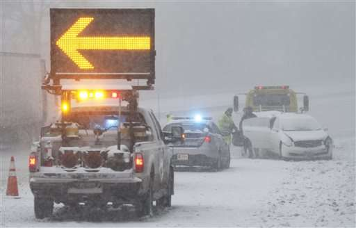 Accumulating questions: What's a blizzard? Is this El Nino?