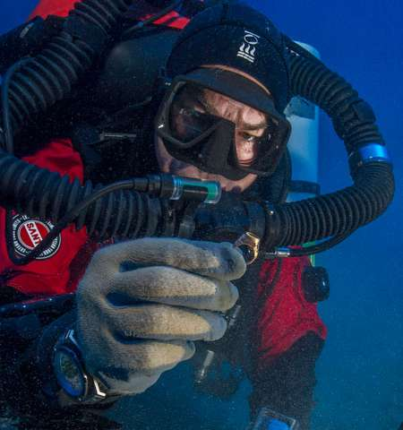Artifacts discovered on return expedition to Antikythera shipwreck