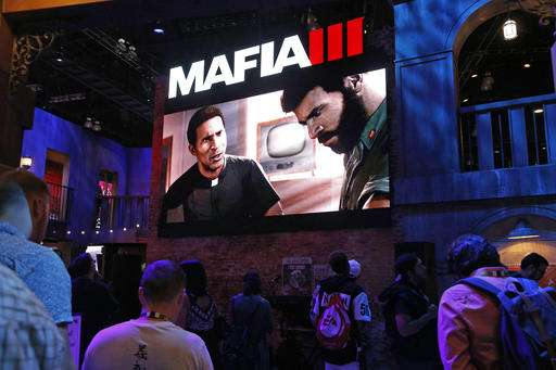 At E3, game makers introduce more diverse heroes