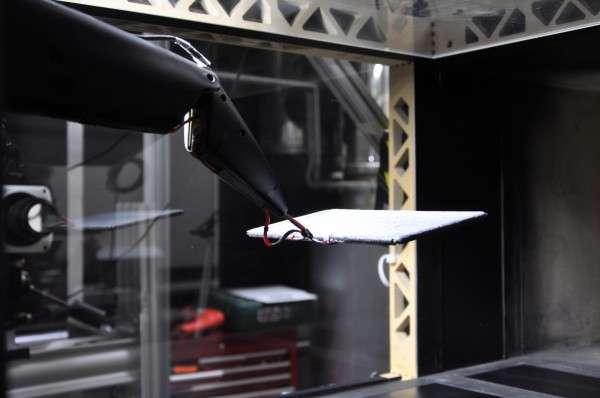 Bat-flight inspires unique design for micro air vehicles