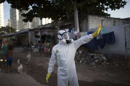 Brazil: 270 of 4,180 suspected microcephaly cases confirmed