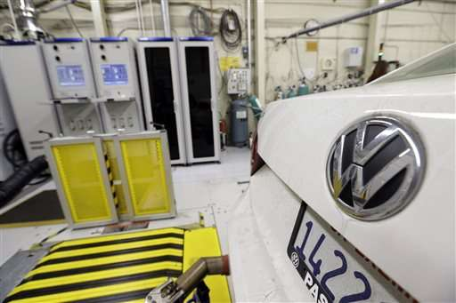 California regulators reject Volkswagen recall plan