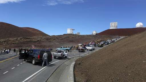 Canary Islands selected as alternate giant telescope site