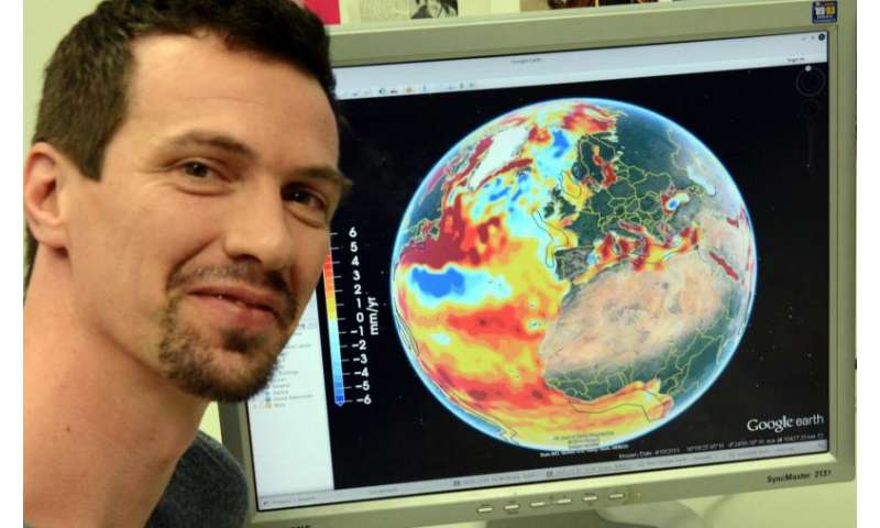 Climate change: Ocean warming underestimated