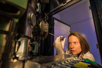 Core technology springs from nanoscale rods