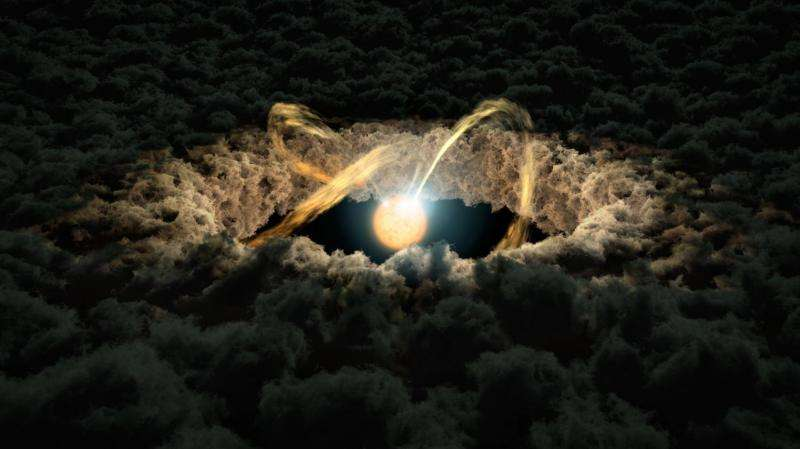 Dusty plasma in the universe and in the laboratory
