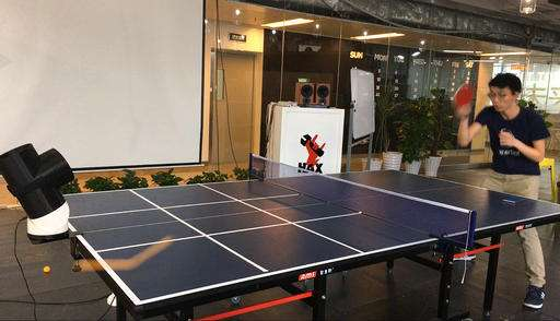 Edible worms, pingpong bots: Startups find mecca in Shenzhen