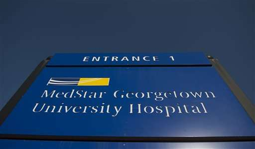 FBI probing virus behind outage at MedStar Health facilities