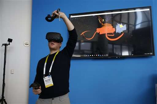 For virtual reality pioneers, no rush to succeed in 2016