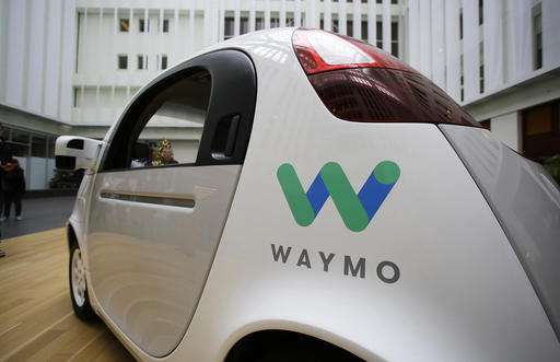 Google's self-driving car project gets a new name: Waymo (Update)
