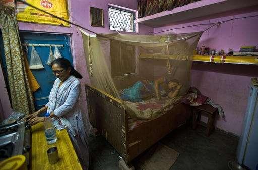 In annual ritual, Delhi struggles with dengue, chikungunya