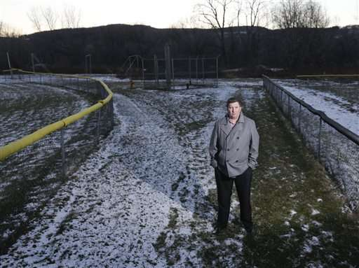 In New York village, a trail of cancer leads to tap water