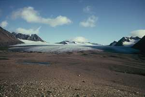 Insights into biogeochemical cycles based on glacial meltwater chemistry – new data from SW Svalbard