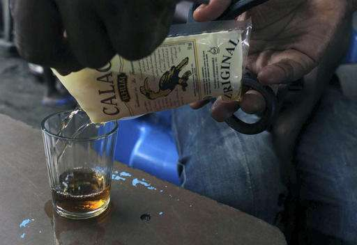 Ivory Coast is latest to crack down on alcohol sachets