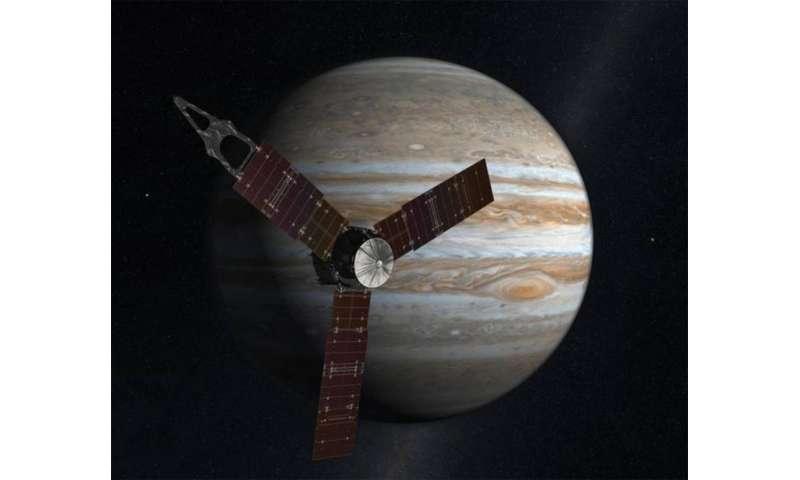 Jupiter returns as king of the night sky