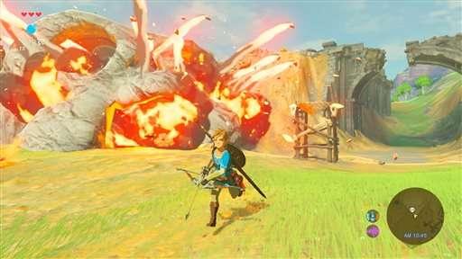 'Legend of Zelda': 5 ways 'Breath of the Wild' is different