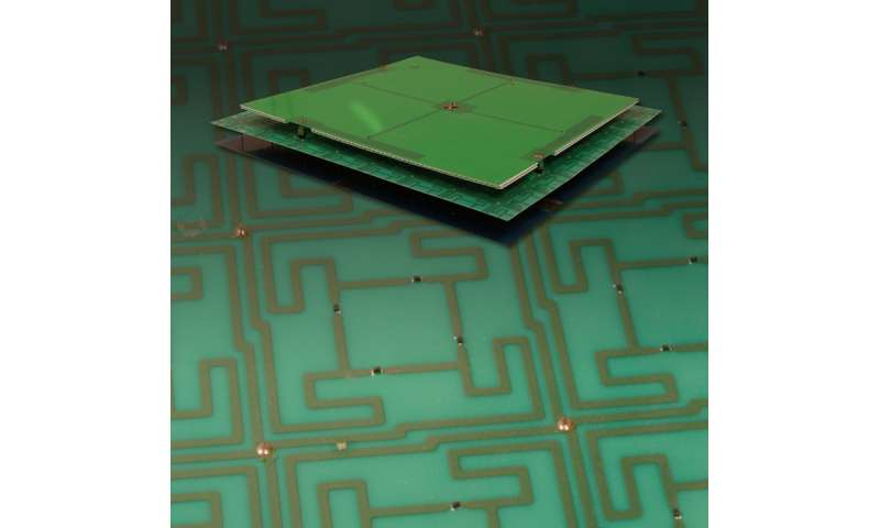 Metamaterial-enabled antennas help improve satellite communications systems