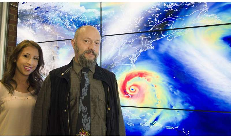 NASA scientists explain the art of creating digital hurricanes