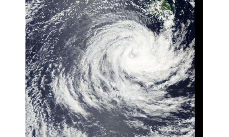 NASA sees Tropical Cyclone Ula weakening