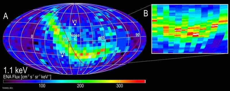 NASA's IBEX observations pin down interstellar magnetic field
