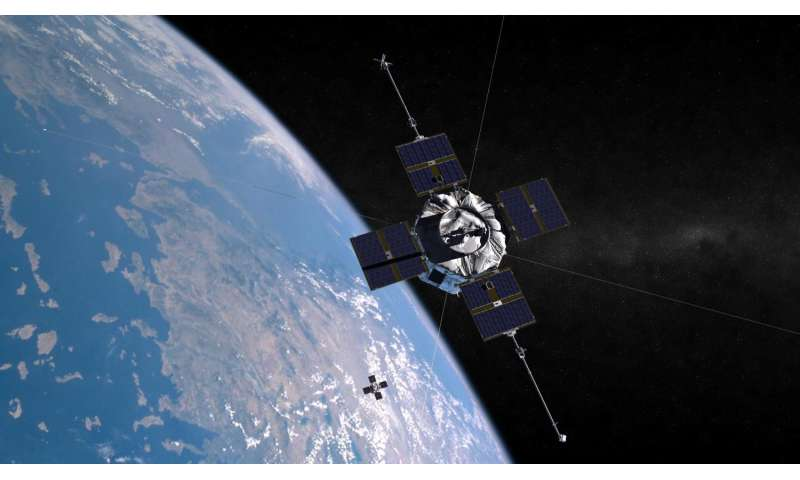 NASA's Van Allen probes catch rare glimpse of supercharged radiation belt
