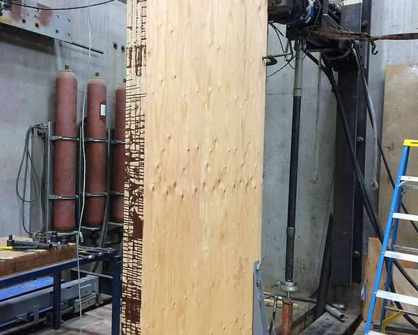 New prototype plywood panels may be world's largest