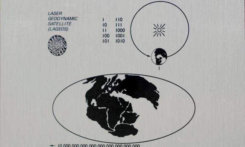Now 40, NASA's LAGEOS set the bar for studies of Earth